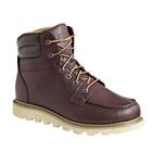 Image of Harkila Rhino Moc 7 Inch Walking Boots (Men's) - Red/Brown