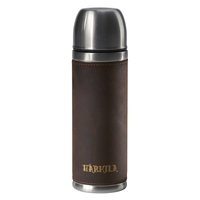 Harkila Thermal Flask - Stainless Steel with Leather