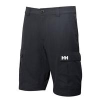 Image of Helly Hansen QD 11 Inch Cargo Shorts (Men's) - Navy