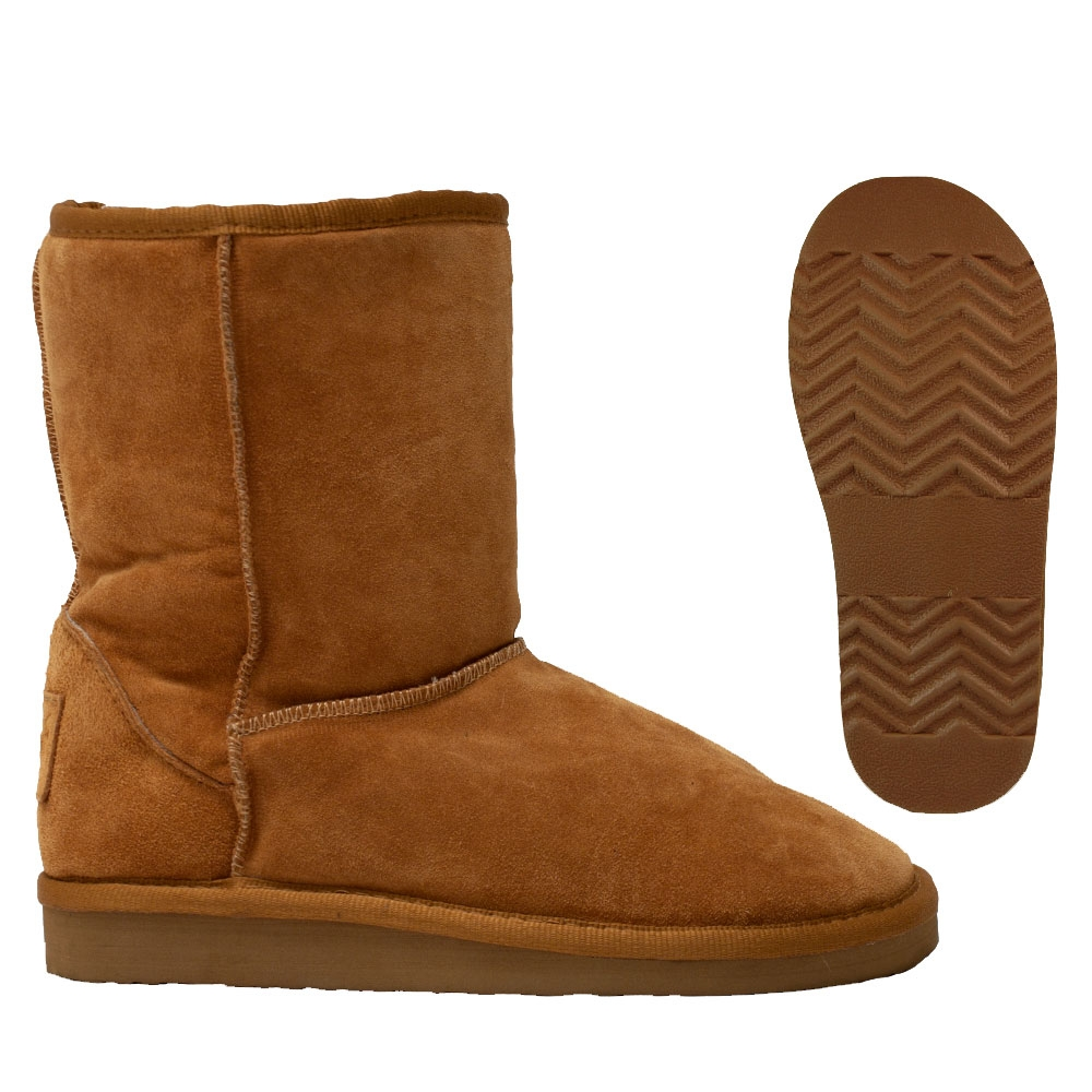 Image of Hey Dude Alpe Slouch Boots - Toast