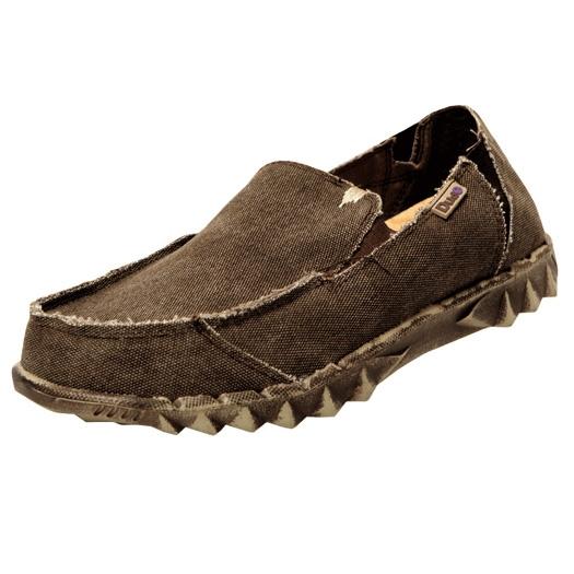 Venta De Liquidación Comprar Barato Tarifa De Envío Bajo Dude Men's Puchi Canvas Shoes 7 UK Chocolate Stonewashed 2ji7idPaE3