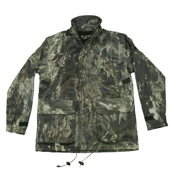 Image of HSF Stealth Jacket - Dark Fusion Camo