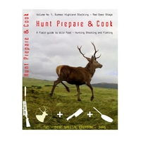 Hunt Prepare and Cook Volume 1: Summer Highland Stalking - Red Deer Stags