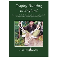 Hunters Video Adventures Trophy Hunting in England DVD