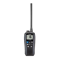 Icom IC-M25 Waterproof Buoyant Handheld VHF Transceiver