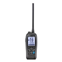 Icom IC-M93D Buoyant VHF/DSC Handheld Transceiver with GPS