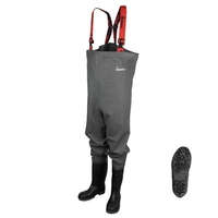 Imax Nautic Chest Waders - Cleated Sole With Studs