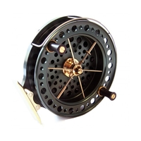 J.W. Young Y2000 John Wilson Heritage Centrepin Reel