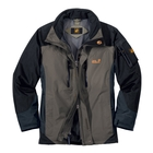 Image of Jack Wolfskin All Terrain Jacket - Mens - Basalt