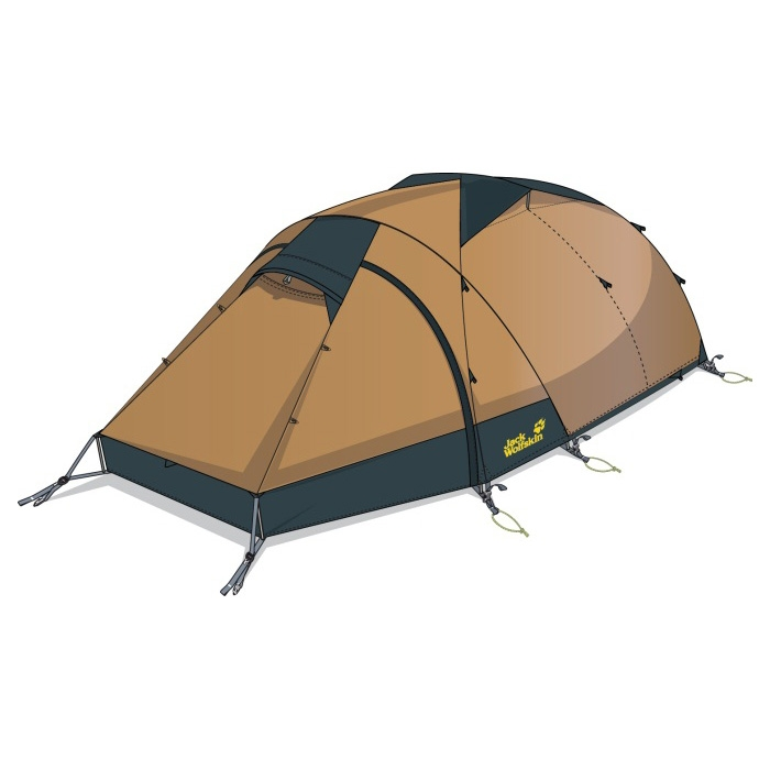 Image of Jack Wolfskin Sitka III RTD Dome Tent  sc 1 st  Uttings : jack wolfskin tents - memphite.com