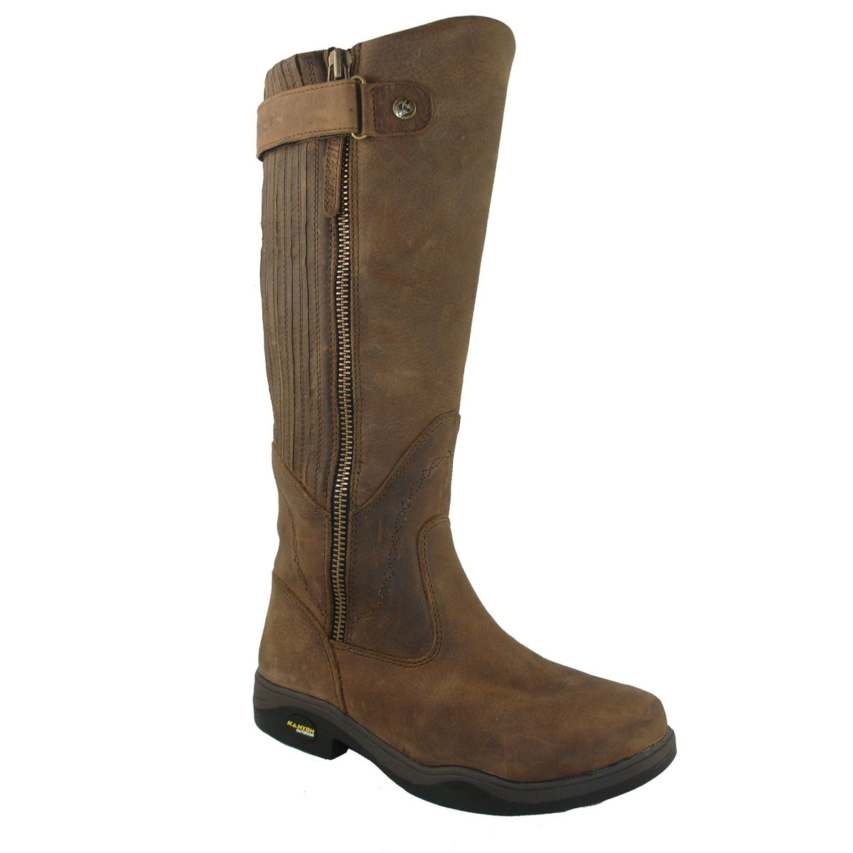 Kanyon Outdoor Gorse X-Rider Boot - Super-Wide (Women's) - Chocolate Wear Good-Looking large discoun