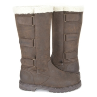 Kanyon Outdoor Wisteria Wool Lined Waterproof Country Boots (Women's)