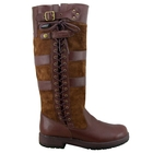Kanyon Outdoor Ash Country Boot - Wider Fitting Leg (Unisex)
