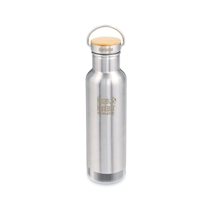 Image of Klean Kanteen Reflect Brushed Stainless Vacuum Insulated Water Bottle - 592ml - Brushed Stainless