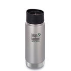 Klean Kanteen Vacuum Insulated Stainless Steel Water Bottle - 476ml