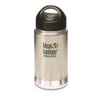 Klean Kanteen Vacuum Insulated Stainless Steel Water Bottle - 355ml