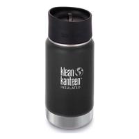 Klean Kanteen WIDE Vacuum Insulated - 355ml (12oz) Cafe Cap 2.0