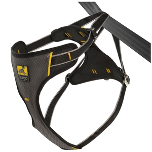 <b>Kurgo</b> Impact Seatbelt Harness - Black / Charcoal
