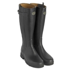 Image of Le Chameau Chasseur Wellingtons (Men's) - Black