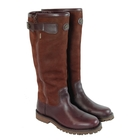 Image of Le Chameau Jameson Zip GTX Boot (Men's) - Brown
