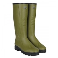 Image of Le Chameau Traqueur Neo Wellingtons (Men's) - Vert Vierzon (Green)