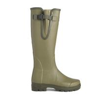 Image of Le Chameau Vierzon Wellington Boots (Men's) - Vert Vierzon