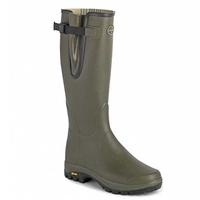 Le Chameau Vierzon Vibram Jersey Wellington Boots (Men's)