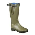 Image of Le Chameau Vierzonord Wellington Boots (Women's) - Green