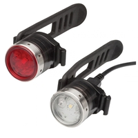 LED Lenser B2 Front and B2 Rear Combo Pack
