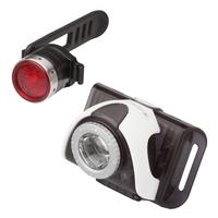 LED Lenser SEO B3 Bike Light White and B2R Combo Pack