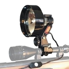 Image of Lightforce RMSM170 Striker Scope Mounted Lamp - 600m Beam