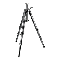 Manfrotto MT057C3-G 057 Geared Carbon Fibre 3 Section Tripod