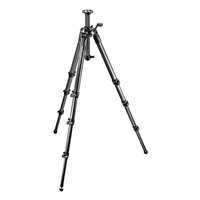 Manfrotto 057 Geared Carbon Fibre 4 Section Tripod