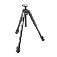 Manfrotto MT190XPRO3 Aluminium Tripod - 3 Leg Sections