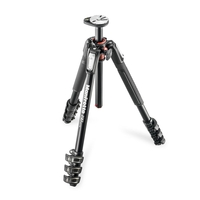 Manfrotto MT190XPRO4 Aluminium Tripod - 4 Leg Sections