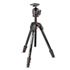 Manfrotto MK190GOC4-BHX 190 Go! MS Carbon Fibre 4 Section Tripod Kit With XPRO Ball Head