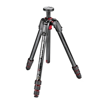 Manfrotto 190 Go! MS Carbon Fibre 4 Section Tripod With Twist Locks