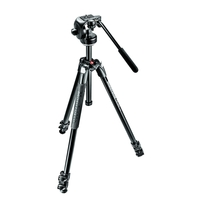 Manfrotto 290 Xtra Tripod c/w 128RC 2 Way Fluid Head