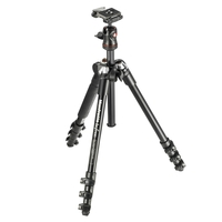 Manfrotto Befree Aluminum Black Tripod with Ball Head