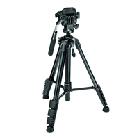 PrimaPhoto Small Video Tripod Kit 1