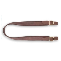 Maremmano Canvas and Leather Sling - Brown