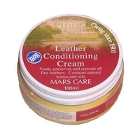 Mars Leather Cream