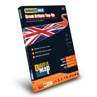 Memory Map Digital Map Shop OS Explorer 1:25000 £50 Top Up Voucher