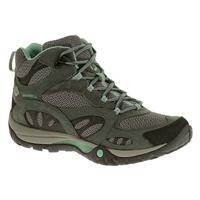 Merrell Azura Mid Waterproof Walking Boots (Women's)