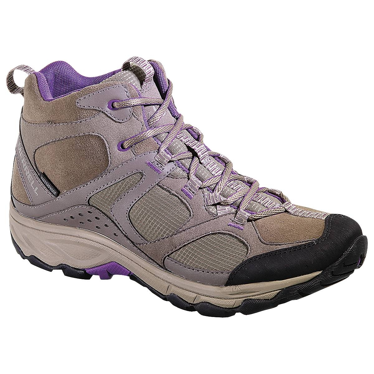 New Merrell All Out Blaze Mid Waterproof Hiking Boot  Women39s