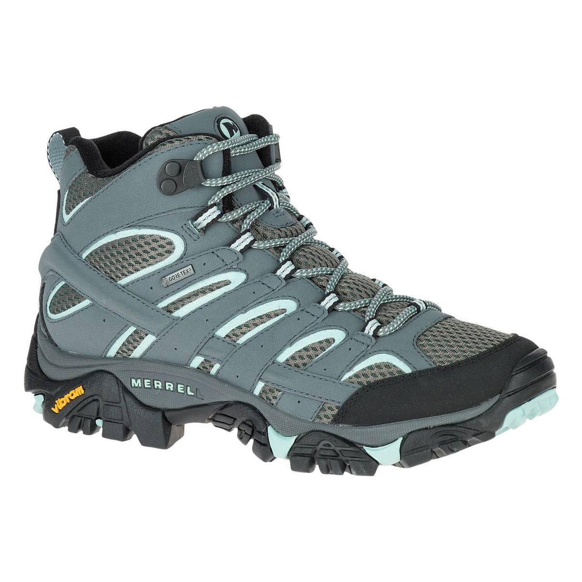Merrell Moab 2 MID GTX Shoes Women black UK 4 prvPCJTYwL