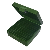 MTM Case-Gard P100 .380 Ammo Box
