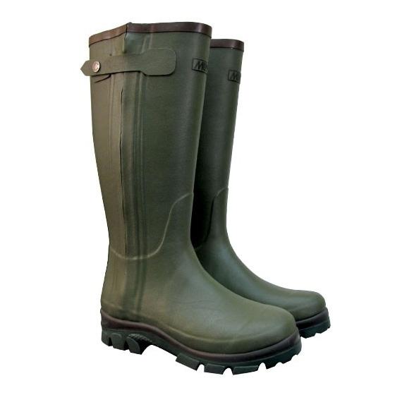 musto pelton neoprene mens wellington boots with free