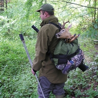 Napier Apex Predator Game Sack and Waist Bag