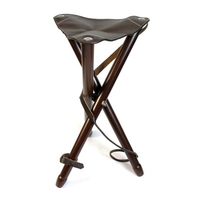 Napier Shooters Leather Tripod Seat